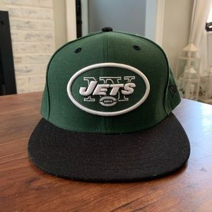 New York Jets New Era fitted cap 7 1/4